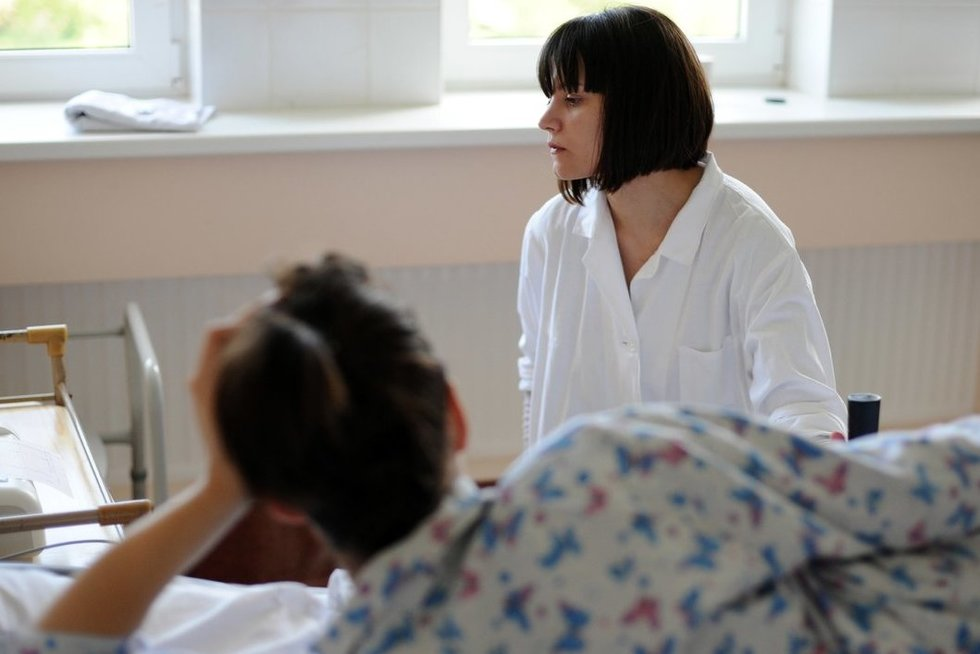 ligoninė (nuotr. Fotodiena.lt/Roberto Dačkaus)