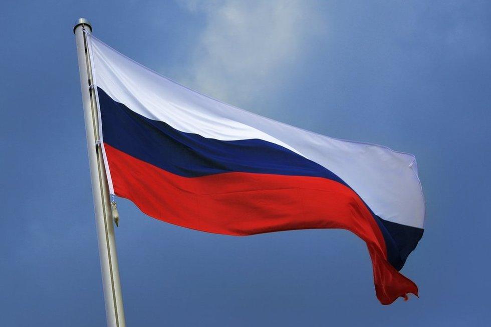 Rusijos vėliava (nuotr. Fotolia.com)