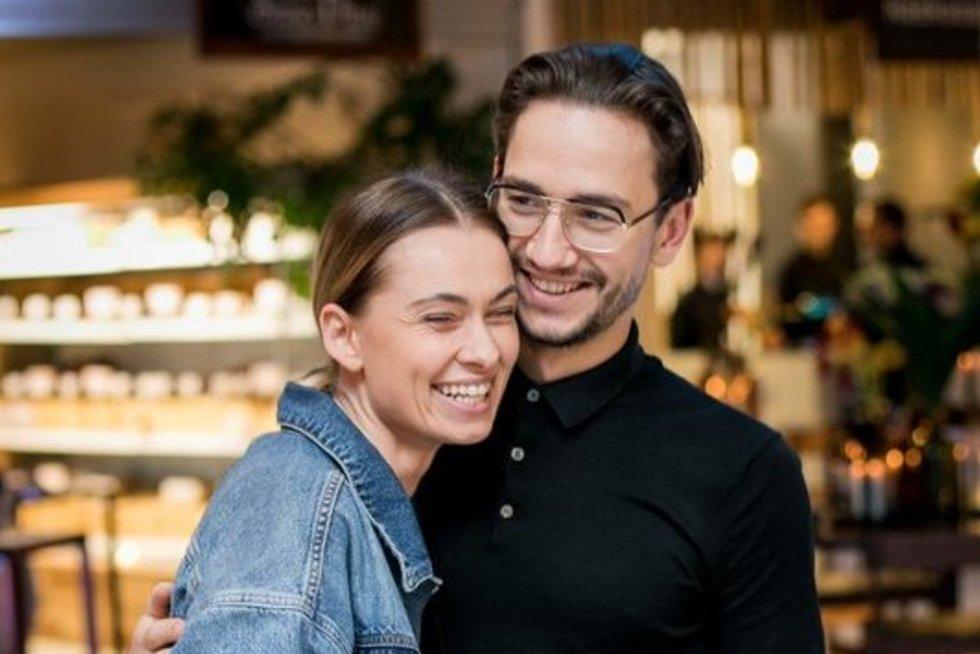 Ieva Stasiulevičiūtė ir Justinas Žvigas (nuotr. Organizatorių)