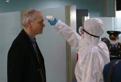 Čaplinskas pateikė daugiau koronaviruso simptomų: galima supainioti su daugeliu ligų