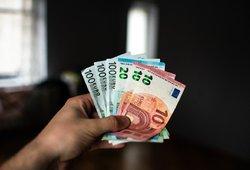 Kukuraitis ramina pajamų dėl karantino netekusius darbuotojus: išmokas gausite iki Velykų