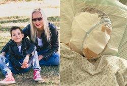 Jekaterinos sūnų iki sąmonės netekimo kandžiojo šuo: prireikė 6 valandų operacijos