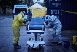 Ispanijoje mirčių nuo COVID-19 skaičius viršijo 9 000, patvirtintų atvejų – 100 000