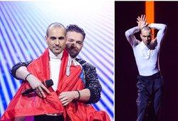 """Internautai tarė savo žodį: virtualios """"Eurovizijos"""" nugalėtoja tapo Lietuva"""