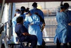 Koronavirusas Lenkijoje: užsikrėtusių jau 2347, mirė 35 žmonės