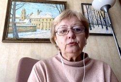 Epidemiologė apie sunkios būklės pacientus Lietuvoje: jų yra ir jaunesnių nei 40 metų