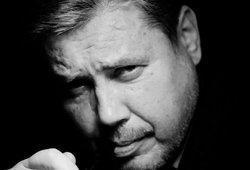 Netikėtai mirė aktorius ir skaitovas Raimundas Lukšas