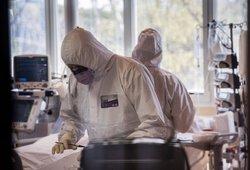 Naujausi duomenys: koronavirusu užsikrėtusiųjų Lietuvoje jau 843