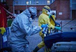 Mokslininkų prognozė dėl Covid-19: skaičiuojama, kiek žmonių mirtų Lietuvoje