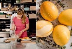 Taip dažyti kiaušiniai spindės auksu: prireiks tik vieno produkto