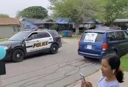Policijos pareigūnai sukūrė stebuklą: šio įvykio mergaitė niekad nepamiš