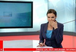 Žiūrovai sunerimo dėlTV3 Žinių vedėjos Donatos tiesioginiame eteryje: kaip viskas įvyko