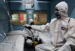 Lietuvoje nuo koronaviruso mirė jau 17-as žmogus