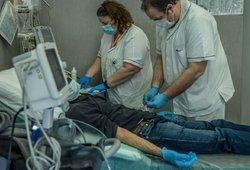 Naujausia informacija apie mirtį Šiaulių ligoninėje: tai itin keistas atvejis
