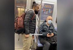 Vyras sukėlė sumaištį ir pyktį: neadekvatus elgesys šokiravo keleivius