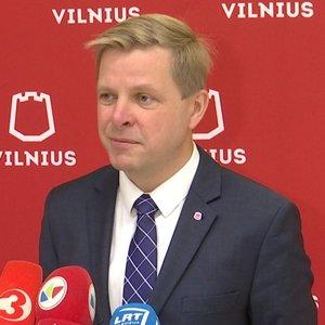 Šimašius: vadovaujantis Verygos nurodymais, Vilniuje gali nelikti vietų karantinui