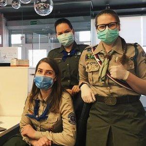 """Koronaviruso įkarštyje į pagalbą skuba šie žmonės: padėka jiems netilptų į žodį """"ačiū"""""""