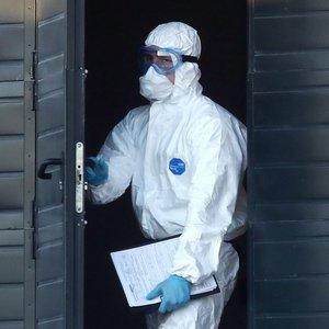 Koronaviruso atvejų skaičius pašoko iki 255