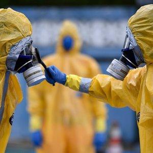 Gazos Ruože patvirtinti 2 pirmieji užsikrėtimo koronavirusu atvejai