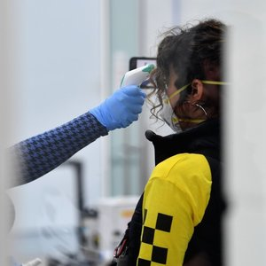 Vilniuje nuo antradienio darbą pradeda dvi karščiavimo klinikos