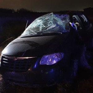 Tragiškai pasibaigusi kelionė netoli Lentvario: per avariją žuvo žmogus
