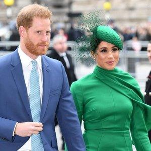 Norėjo geriau, bet išėjo šnipštas: princas Harry ir Markle sulaukė pajuokos