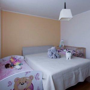 Tėvai savo kambarį pavertė vaikų svajonių erdve: rezultatu negalėjo patikėti ir patys