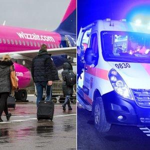 Kaunietė apie tai, ką patyrė sukarščiavusi oro uoste: buvo siaubo filmas