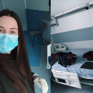 Koronavirusu užsikrėtusi dainininkė neslepia nuostabos: niekas nesusisiekė 3 dienas