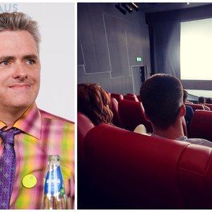 Kino kritikas Pukšta – apie tai, kaip namus paversti kino sale: yra keli šmaikštūs nurodymai