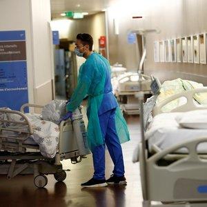 JAV mirčių nuo koronaviruso užfiksuota daugiau nei Kinijoje