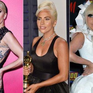 Lady Gaga mini ypatingą progą: pamatykite, kaip keitėsi bėgant metams