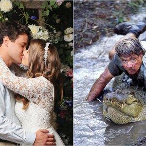"""""""Krokodilų medžiotojo"""" dukra ištekėjo netikėtoje vietoje: koronavirsusas pakeitė vestuvių planus"""
