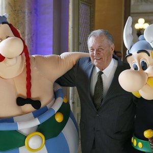 """Liūdna žinia """"Asterikso ir Obelikso"""" gerbėjams: mirė vienas iš kūrėjų"""