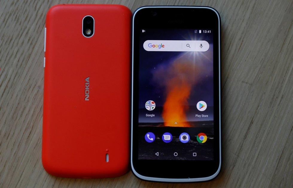Nokia 1 Oreo (nuotr. SCANPIX)