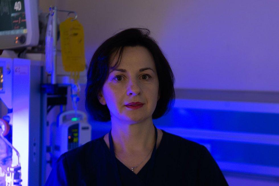 Dr. Ilona Aldakauskienė gelbėja pačias trapiausias gyvybes