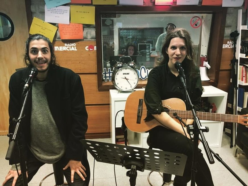 "Salvadoras Sobralis su seserimi Luisa (nuotr. asmeninio albumo (""Facebook"")"