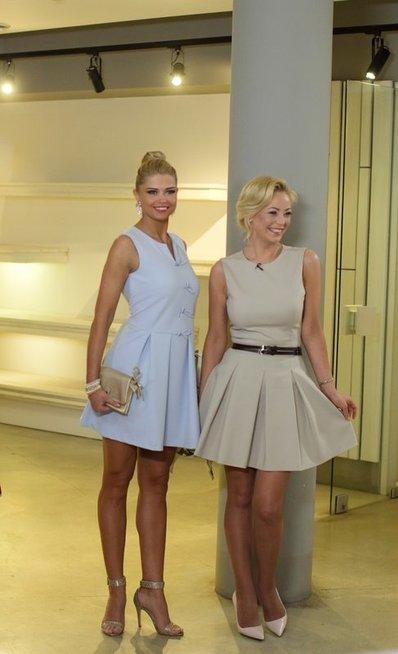 Mia ir Jolanta Leonavičiūtė (nuotr. TV3)