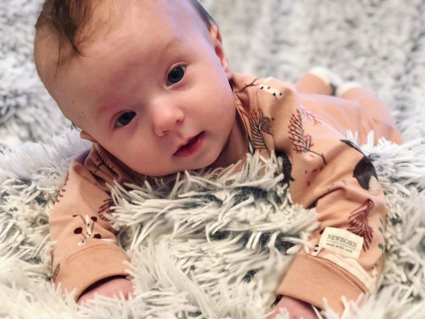 Isabelai Marijai gali būti pavojinga bet kas, todėl tėvai privalo labai saugoti mažylę (nuotr. asm. archyvo)