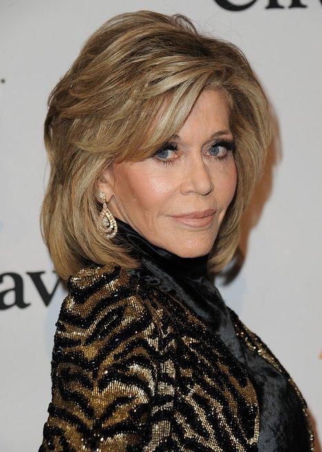 Jane Fonda, 78 m. (nuotr. Vida Press)