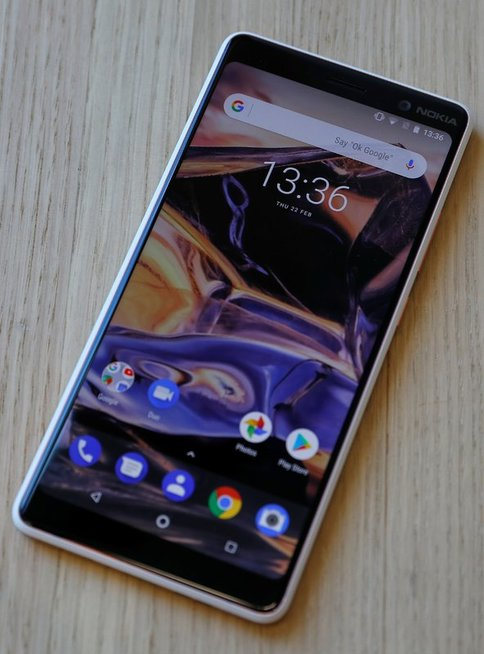 Nokia 7 Plus (nuotr. SCANPIX)