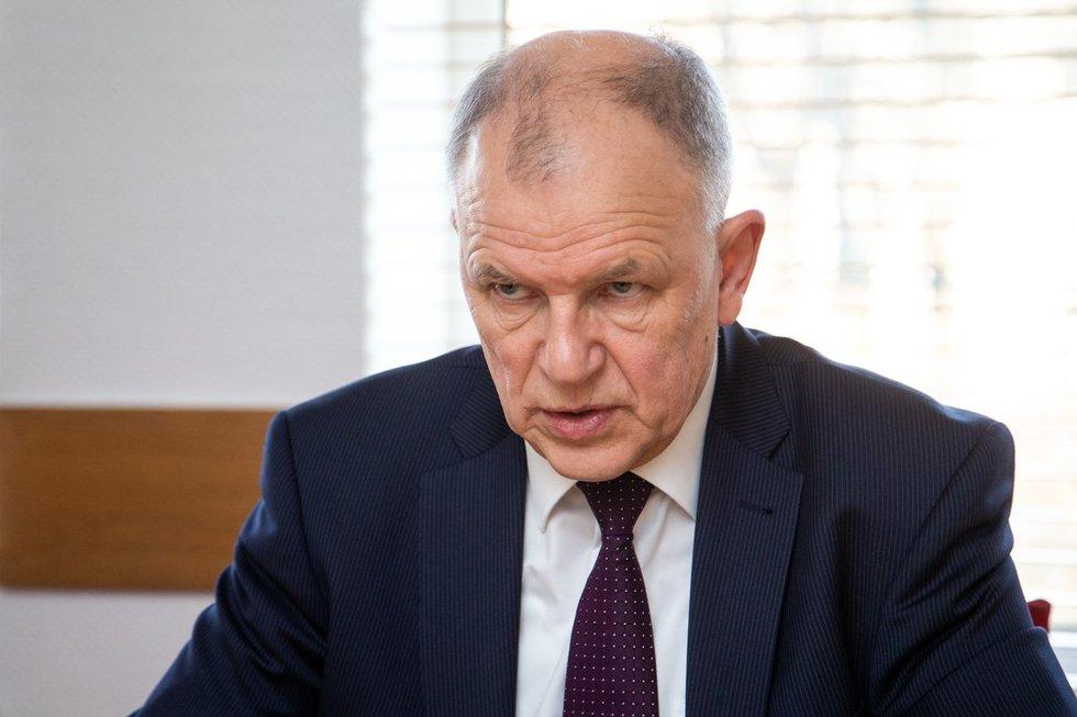 Vytenis Povilas Andriukaitis (nuotr. fotodiena/Justino Auškelio)