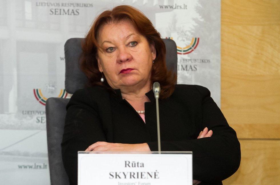 Rūta Skyrienė (nuotr. Tv3.lt/Ruslano Kondratjevo)