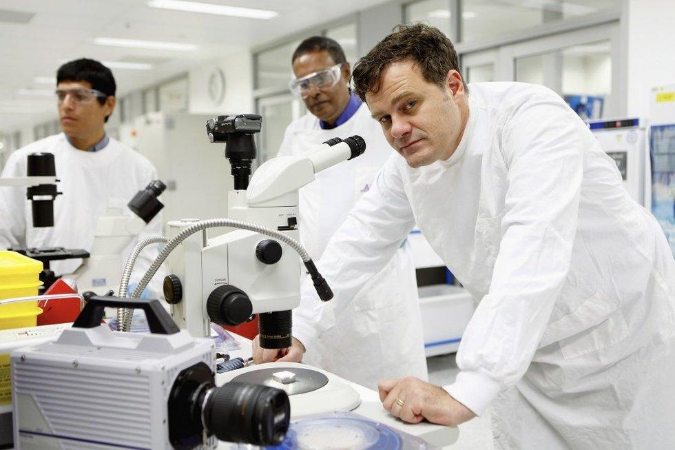 Britai ruošiasi atslenkančiai gripo epidemijai: Australijoje – rekordiniai susirgimų skaičiai (nuotr. SCANPIX)