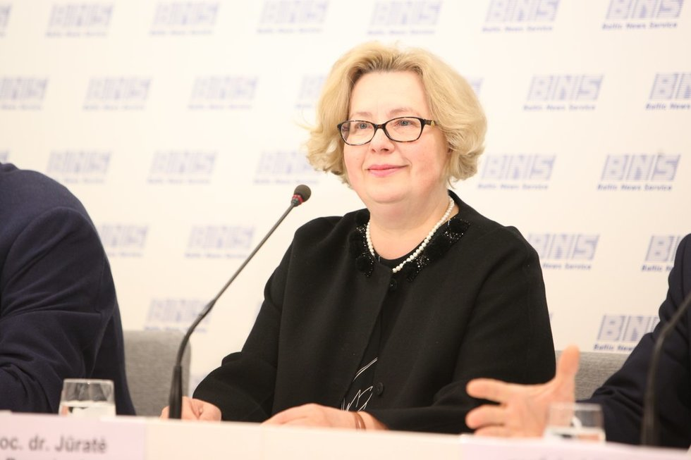 Gydytoja kardiologė doc. dr. Jūratė Barysienė