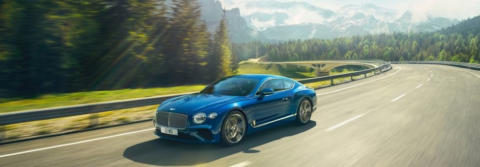 """Bentley Continental GT"""