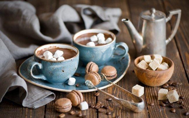 Karštas šokoladas su medumi ir cinamonu (nuotr. sveikata.lt)
