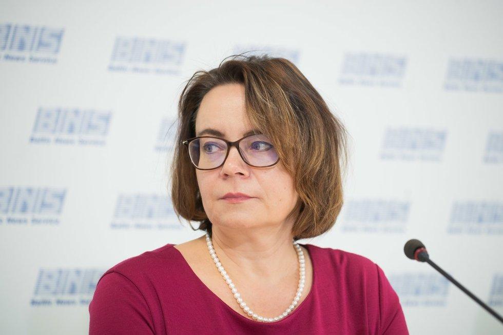 Epileptologė-neurologė prof. Rūta Mameniškienė