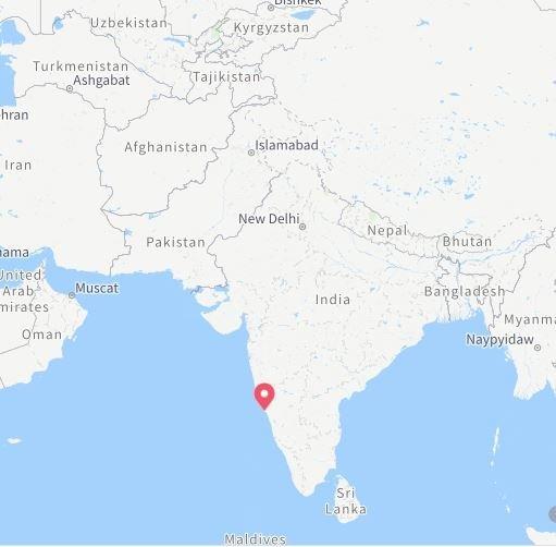 Lietuvaičiai įstrigo šioje Indijos vietoje