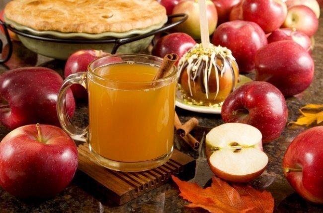 Nealkoholinis obuolių sidras (nuotr. sveikata.lt)